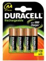 Duracell AA Rechargeable Batteries